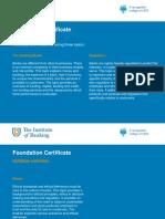 Foundation Cert Syllabus Summary_0
