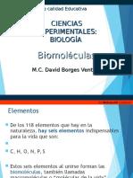 Biomoleculas ICE