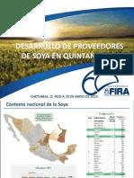 Desarrollo de Proveedores de Soya Qroo(1)