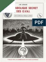 Le diabolique secret des OVNI Lesage Jean-Michel.pdf