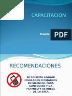 CAPACITACION PR