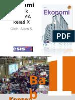 Bab 01 Konsep Dasar Ilmu Ekonomi Tanpa Video.ppt
