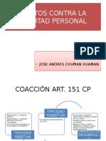 DELITO CONTRA LA LIBERTAD PERSONAL.pptx