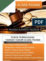 Hukum Acara Pidana Unmus