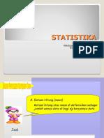 Materi Mpemusatan Data