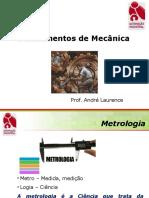 Aula 01 - Metrologia - André