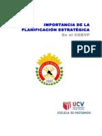 CGBVP Ensayo