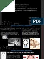 Partenon y Panteon Comparacion