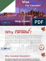 Studentvisa for Canada