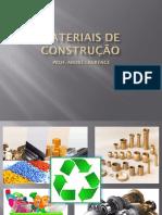 Materiais de Construção - 01