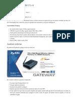 Zyxel Prestige 660HW-T1 v3 _ Review de este router ADSL2+ de Zyxel para nuestras líneas ADSL