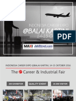 PROPOSAL JOB FAIR 2016