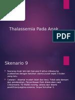 Thalassemia Anak
