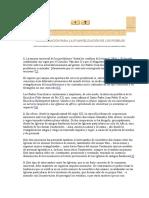 Instrucción Sobre El Envío y La Permanencia en El Extranjero de Los Sacerdotes Del Clero Diocesano de Los Territorios de Misión