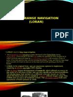Long Range Navigation Loran