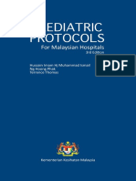 Paediatric Protocols 3rd Edition 2012.