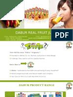 Dabur Real Juice