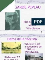 Hildegarde Peplau[1]