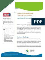 Tenn Bank Case Study
