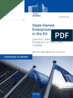 Javna Preduzeća u EU 2016