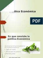 Politica Economica Presentacion.pptx