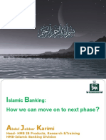 Alhuda CIBE - Presentation on Islamic Banking by Abdul Jabbar Karimi
