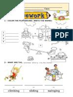 Homework - Backpack Starter - Unit 7C