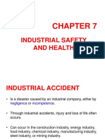 Chapter 7 - Industrial Health and Safety