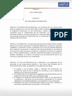 Regulacion Interna de Bancada V2