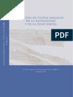 El término maleficus en Derecho romano postclásico