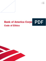 09-01-27 Bank of America Code of Ethics s