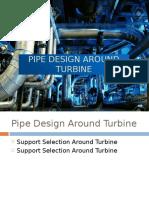 Pipe Design Around Turbine 2