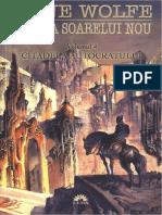 Gene Wolfe - Cartea Soarelui Nou - 04. Citadela Autocratului