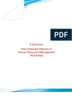 Prospectus PGDHRM
