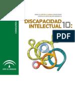 Manual de atención educativa a alumnos con Discapacidad Intelectual