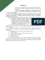 Analiza Diagnostic:comercial si financiar