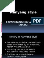 Presentation by Athirah Hamzah