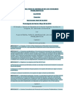 Ley Para La Creación Del Plan Integral de Abordaje de Consumos Problemáticos (26.9342014)