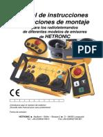 Spanisch Allgemein Hetronic