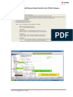 Create VLAN Ethernet Packet Data