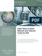 Slash Network Telecom Costs