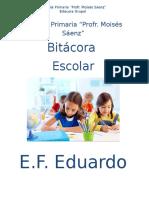 Bitacora Para Imprimir MOI