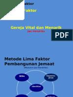 Metode Lima Faktor