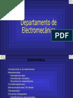 Componentes Electrónicos Básicos RCC