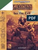 5103 - WGR5 - Iuz the Evil
