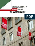 Brera District Design Guide