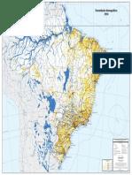 densidade_populacional_2010 - IBGE
