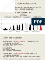 Plumbing and Electricity for High Rise Building