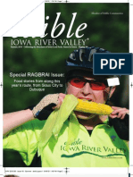 Edible Iowa River Valley, Summer, 2010