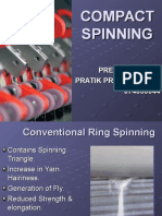 Compact Spinning